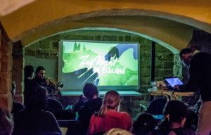 Filmvorführung mit musikalischer Begleitung im House of Resources Dresden