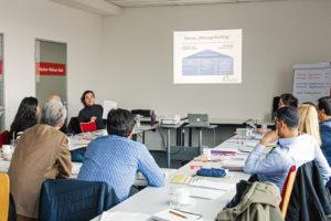 Medientraining »Message Building« mit Alice Lanzke (Neue Deutsche Medienmacher*innen)