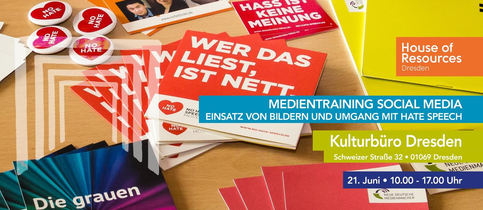 2019-06-21-medientraining-social-media-flyer