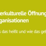 Seminar: Interkulturelle Öffnung von Organisationen.