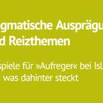 Seminar: Dogmatische Reizthemen