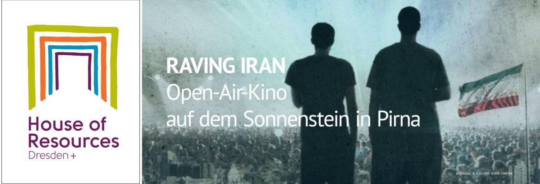 Raving Iran - Open-Air-Kino in Pirna