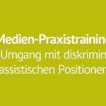 Medienpraxistraining mit Chadi Bahouth am 1.Oktober 2020 im HoRDresden+