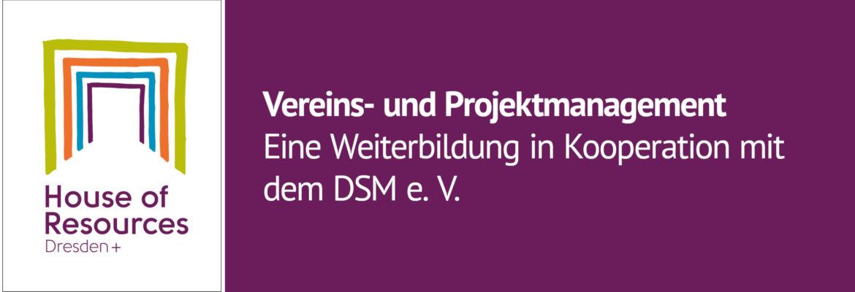 Online-Seminar: Vereins- und Projektmanagement