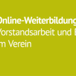 Vorstandsarbeit und Buchhaltung im Verein | HoR Dresden Weiterbildung