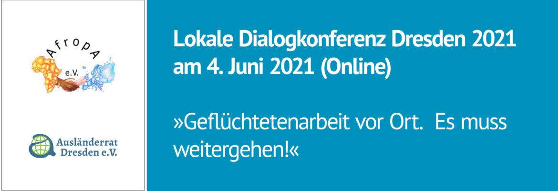 header: Lokale Dialogkonferenz 2021 in Dresden Jetzt anmelden