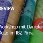 Review: Workshop mit Daniela Laura Rodriguez Bello