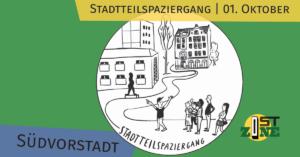 ostzone Suedvorstadt: Stadtteilspaziergang
